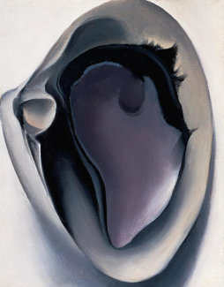 Georgia O'Keeffe - Clam and Mussel, 1926